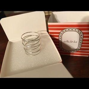 Gwen Wrap Ring - size 7